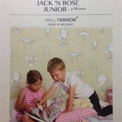 Обои Grandeco Jack`n Rose Junior
